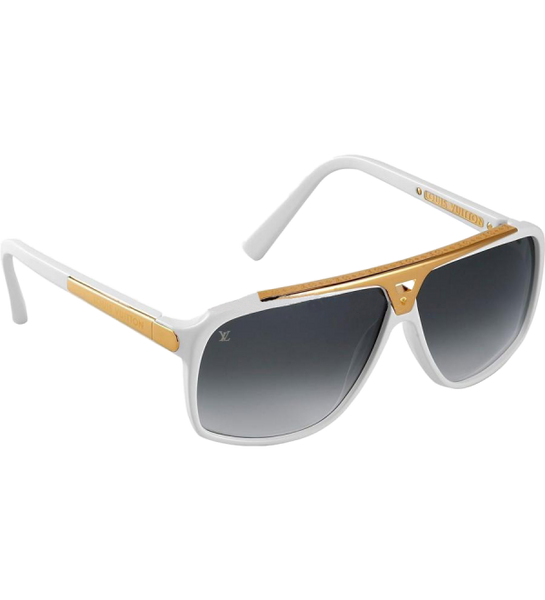 83812878ab786 Buy Louis Vuitton Evidence Sunglasses White Online in Pakistan ...