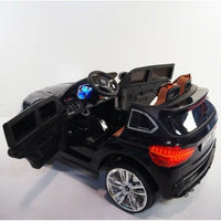 Luxury Sport BMW X5 Style 12v Battery Car Tajori