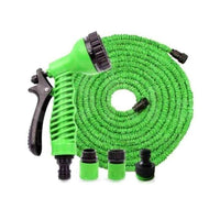 Magic Hose Expandable Water Pipe - 100ft - Green Tajori