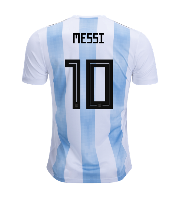 c6f26a009 Buy Messi Argentina World Cup 2018 Home Jersey Online in Pakistan ...