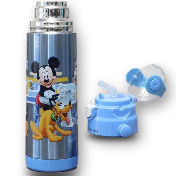 Mickey Mouse School Water Bottle For Kids -Vacuum Flasks (0.5 Litre) Tajori