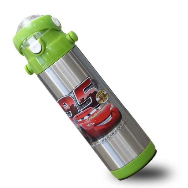 Most Wanted Vacuum Flasks Water Bottle for kids -Green (0.5 litre) Tajori