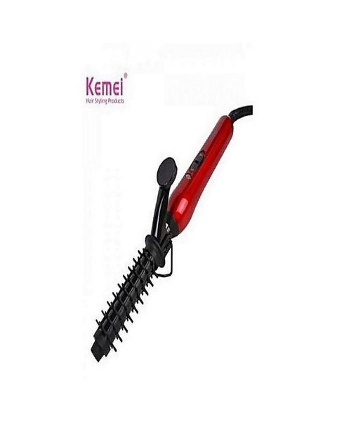 Multi-Function Rotate Styler-Black & Red-Km-19 Tajori