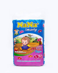 Nana Smarty Diaper for Baby Tajori