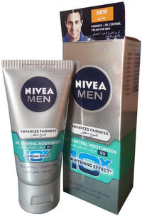 Nivea For Men Advanced Whitening Oil Control Moisturizer 40 ML Tajori