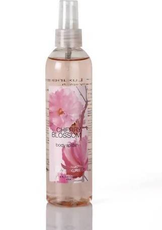 PACK OF 2 CHERRY BLOSSOM BODY SPLASH 236ML Tajori