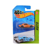 Pack of 2 - Hotwheels Cars - C Tajori