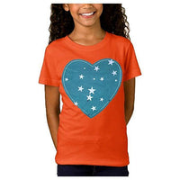 Pack Of 3 - Cotton Printed T-Shirt For Girls  Tajori