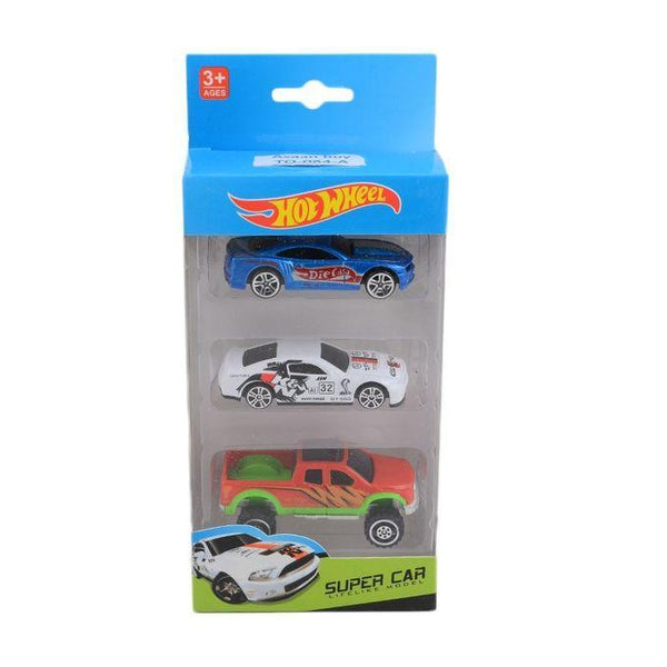 Pack of 3 - Hotwheels Cars - A Tajori