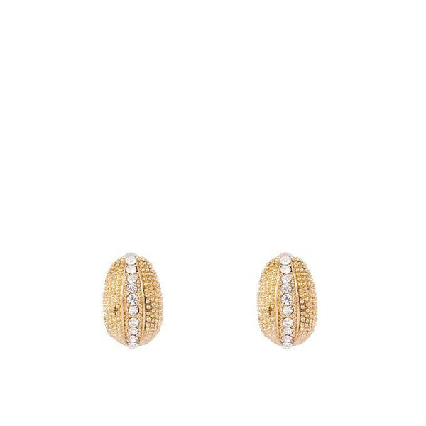 Pack of 3 - Silver & Golden Alloy Earrings Tajori