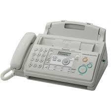PANASONIC Fax machine KX-FP711CX Tajori
