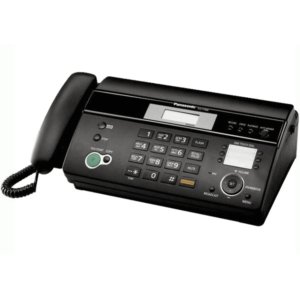 PANASONIC Fax Machine KX-FP981CX Tajori