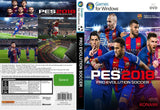 PES 2018 PC Game on DVD Tajori