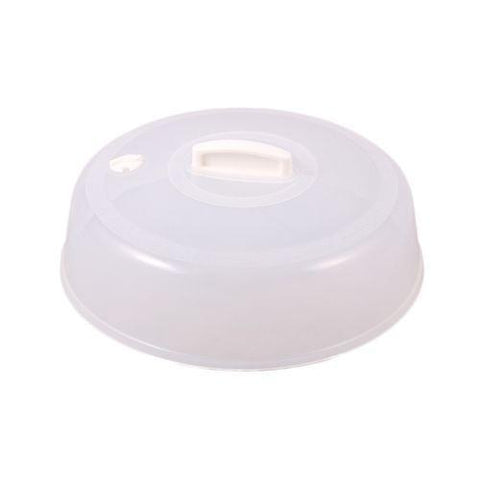 Plastic Microwave Plate Lid Cover With Steam Vent 25 cm Tajori
