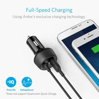 PowerDrive Elite 2 Ports with Micro USB Cable Car charger Tajori