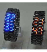 Red and Blue LED Lava Watch Tajori
