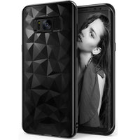 Ringke Original Air Prism Geometric Design Back Soft Cover for Samsung Galaxy S8 / Galaxy S8 Plus Tajori