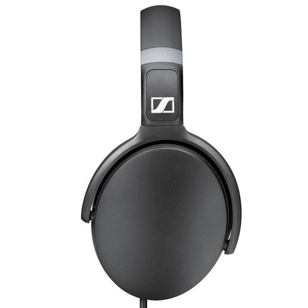 Sennheiser Over-Ear Headphones with Mic Around Ear Headphones - HD 4.30G Black Tajori