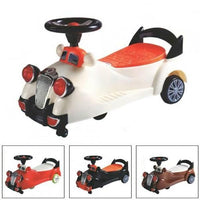 Speedy Smiley Kids and Toddlers Race Ride On Toy Tajori
