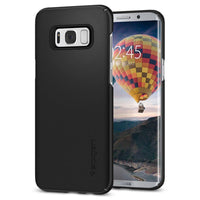 Spigen Original Thin Fit for Samsung Galaxy S8 - SF Black Tajori