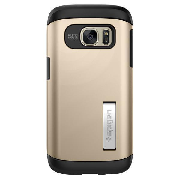 sports shoes 964b3 bb2ad Spigen Samsung Galaxy S7 Case Slim Armor Original