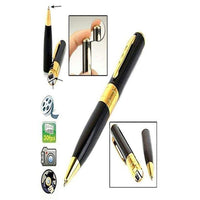 Spy Pen Camera - Black Tajori
