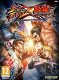 Street Fighter X Tekken PC Game on DVD Tajori