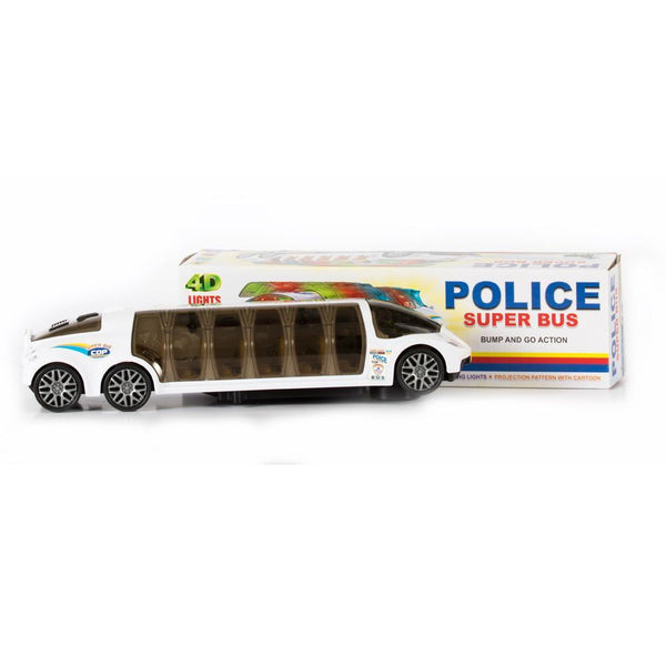 Super Police Bus Tajori