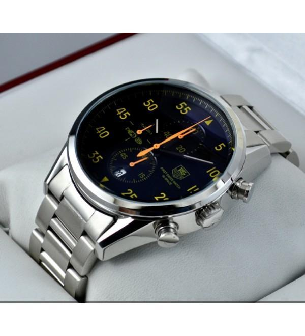 0dfe8e116ea9a Buy Tagheuer Carrera Spacex (First Swiss Watch In Space) Online in ...