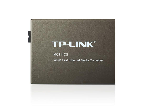 TP-LINK Network Media Converter MC111CS Tajori