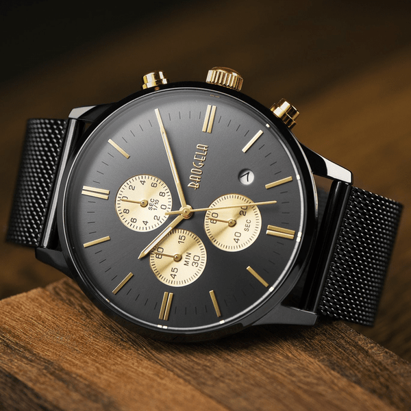 Venice Chronograph Luxury Original Watch Special Edition Tajori