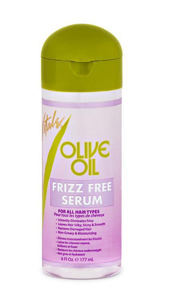 Vitale Olive Oil Frizz Free Serum 177 ML Tajori