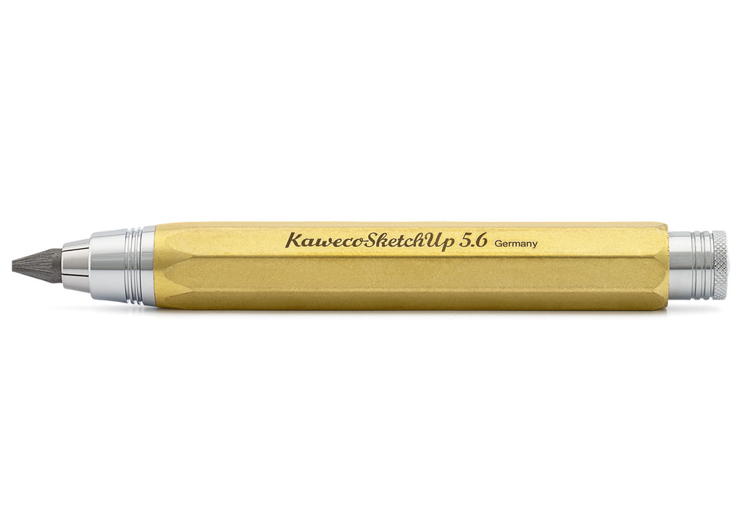 Kaweco Sketch Up Raw Brass Mechanical Pencil