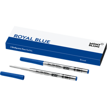 Montblanc Royal Blue Ballpoint Refill Broad