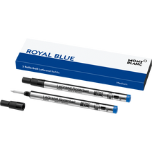Montblanc Royal Blue LeGrand Rollerball Refill Medium