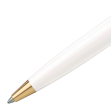 Montblanc Pix Gold-Coated White Ballpoint Pen