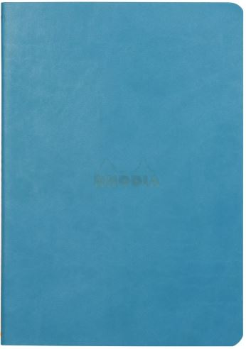 Rhodia - Sewn Spine Notebook Turquoise A5