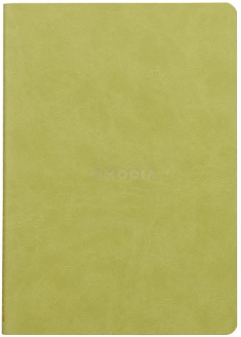 Rhodia - Sewn Spine Notebook Anise A5