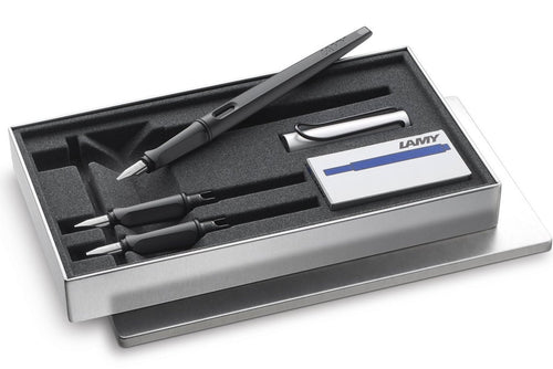 Lamy Joy Aluminum Set Fountain Pen