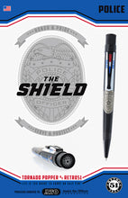 Retro 1951 Tornado Poppers The Shield Rollerball Pen
