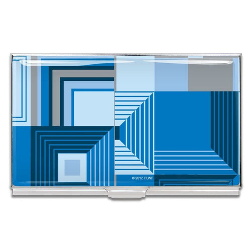 Acme Studio Card Case Biltmore Blue