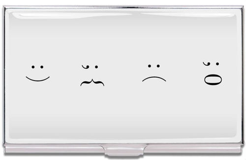 Acme Studio Card Case Faces
