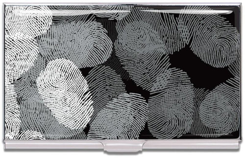 Acme Studio Card Case Fingerprints