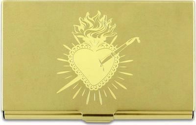 Acme Studio Card Case Heart