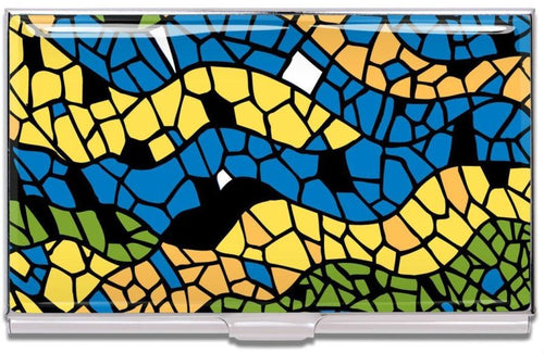 Acme Studio Card Case Mosaic