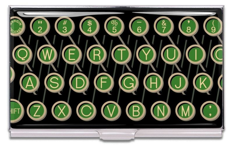 Acme Studio Card Case Qwerty