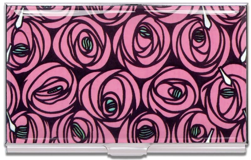 Acme Studio Card Case Roses