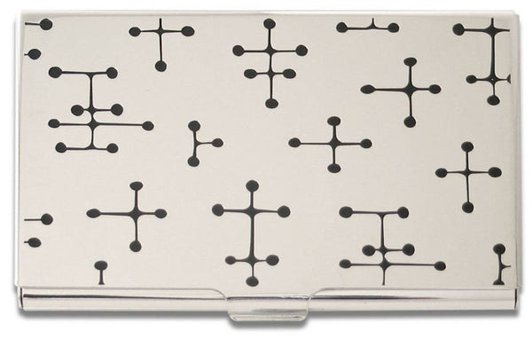 Acme Studio Etched Card Case Dots