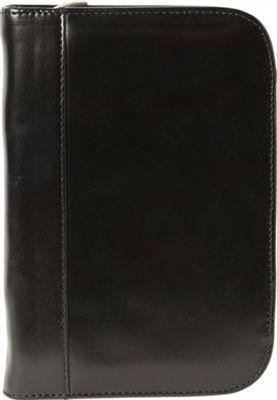 Aston Leather Collector's 10 Pen Case Black