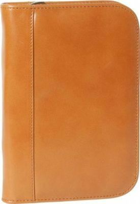 Aston Leather Collector's 10 Pen Case Tan
